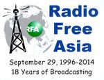 Radio Free Asia - Karte Nr. 55