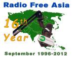 Radio Free Asia - Karte Nr. 48