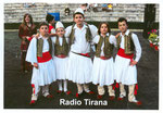 Radio Tirana - Serie F (Volkstrachten)