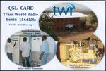 TWR Benin (AM) - 2009
