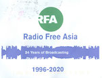 Radio Free Asia - Karte Nr. 74