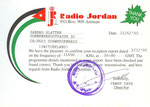 Radio Jordan - 1997