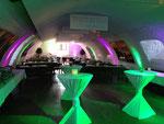 "DJ Schloss Grevenbroich - Hochzeit ""Restaurant Evita"" Paket ""Beleuchtung XL"""