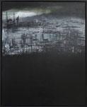 """""""Forsight"""" (Acryl/Leinwand, Holzrahmen, 100x80cm)"""