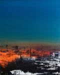 """""""Apokalypse"""" (Öl/Leinwand, 100x80cm)"""
