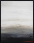 """""""Bis zur Unendlichkeit"""" (Acryl/Leinwand, Holzrahmen, 100x80cm)"""