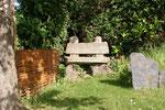 méditation au jardin