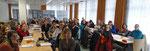 37 neue Referendarinnen und Referendare haben ihren Dienst am Studiensemianr aufgneommen.