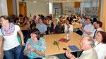 Die Referendare feierten mit ihren Angehörigen den Abschluss des Vorbereitungsdienstes. Foto: Ulrichs