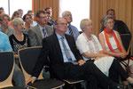 Der Gastvortrag war Fachleiter Alf Hase gewidmet. Er tritt Ende dieses Schuljahres in den Ruhestand. Foto: Ulrichs