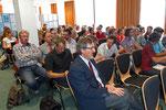 Alle Seminarangehörigen waren zum Gastvortrag eingeladen. Foto: Ulrichs