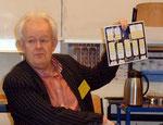 Jaap Bakkelo, Schulleiter der Montessori-Abteilung, setzt auf wenige Regeln im Schulalltag, die aber wirklich verbindlich sind.