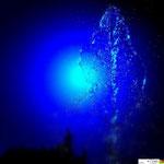 blaue Romanze