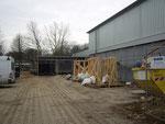 Haupteingang und neue Geschäftsstelle TSW