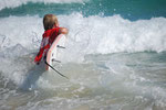 jetzt ohne Surflehrer