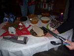 Weihnachtsessen 2011