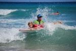 Surflehrer muss sein