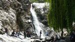 Vallée de l'Ourika : la 2ème cascade