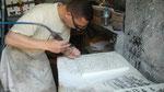 Sculpteur de pierres tombales