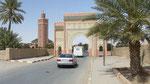 Rissani : la porte de la ville