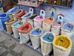 Sacs de pigments à peinture