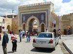 La porte bleue (Bab Bou Jeloud)