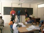 Amtoudi : à l'école, aujourd'hui, étude du subjonctif imparfait !