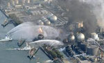 Refroidissement des réacteurs de la centrale nucléaire de Fukushima suite à l'accident du 13//09/2011