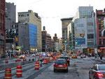 N.Y. - eine einzige Baustelle