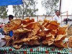 Chicharròn - knusprig ausfritierte Schweinehaut
