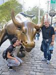 The Bull - den Bear haben wir nicht gefunden...