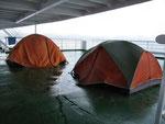 Camping ist schön...