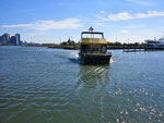 Ferry zum Financial Dirstrict