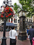 Gaslight District - Steam Clock