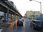Hochbahn in Queens