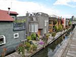 Hausboote - malerisch-romantisch