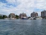 Victoria - am Hafen