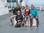 Auf der Fähre nach Vancouver Island