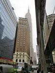 aus der Ferne - Empire State Building