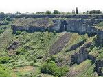 Twin Falls - Wasserfälle - es gibt grössere ;-)