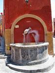 und wieder einmal - der schönste Brunnen...