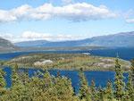 und so könnte es sein - Bove Lake - mit Hanni's Traum-Insel