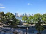 Ufer Promenade -Blick nach Jersey City