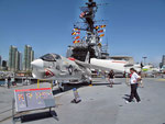 Impressionen on USS Midway
