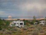 Wahweap Campground - Thunderstorms 7