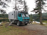 Roche Lake Provincial Park - Horseshoe Lake Campground