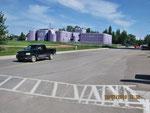Diamond Genesse High School - die Farbe ging aus einem Wettbewerb hervor