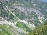 Steile Strassen