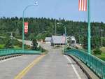 Intl. Bridge - Canada-Zoll