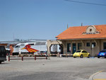 Santa Fé - Bahnhof